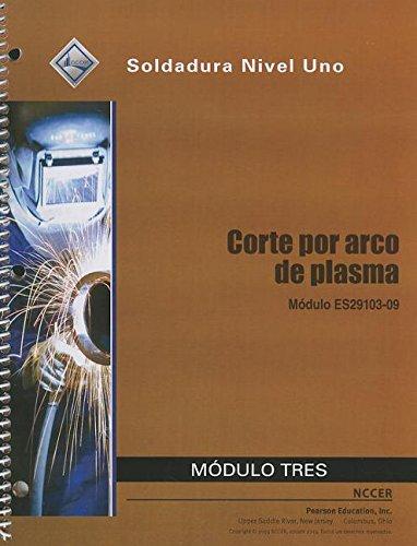 9780133578652: ES29103-09 Plasma Arc Cutting Trainee Guide in Spanish