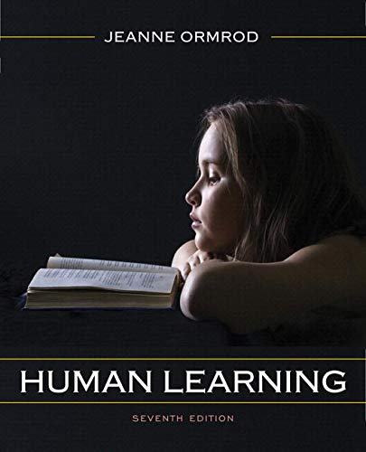 9780133579284: Human Learning