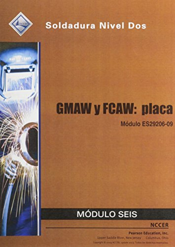 9780133580471: ES29206-09 GMAW and FCAW - Plate Trainee Guide in Spanish