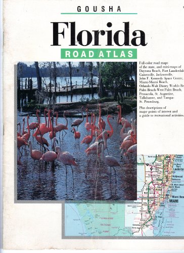 9780133582017: Florida Road Atlas and Recreation Guide