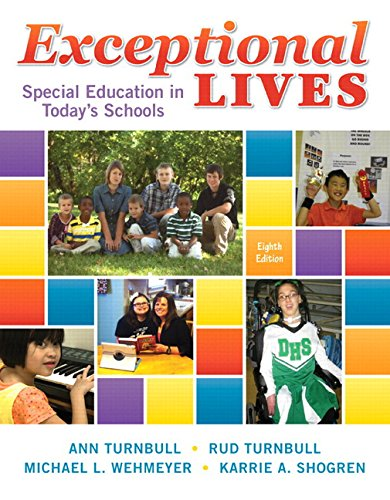 9780133589344: Exceptional Lives: Special Education in Today's Schools, Enhanced Pearson eText with Loose-Leaf Version -- Access Card Package (8th Edition)