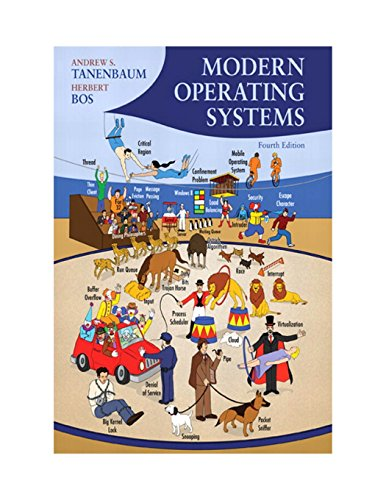 9780133591620: Modern Operating Systems (4th Edition)