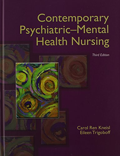 9780133594713: Contemporary Psychiatric-Mental Health Nursing with DSM-5 Transition Guide Plus NEW MyNursingLab with Pearson eText -- Access Card Package (3rd Edition)