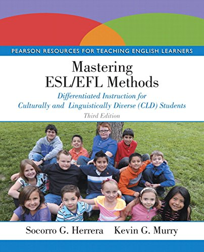 9780133594973: Mastering ESL/EFL Methods: Differentiated Instruction for Culturally and Linguistically Diverse (CLD) Students (3rd Edition)