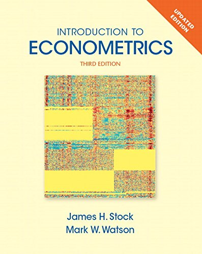 9780133595420: Introduction to Econometrics, Update Plus NEW MyEconLab with Pearson eText -- Access Card Package (3rd Edition) (Pearson Series in Economics)