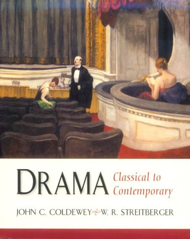 9780133596472: Drama: Classical to Contemporary