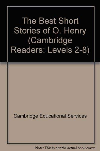9780133598780: The Best Short Stories of O. Henry (Cambridge Readers: Levels 2-8)