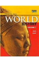 9780133600506: World History, Student Edition, Volume 1