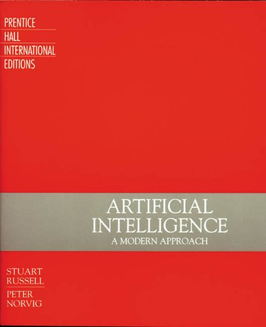 9780133601244: Artificial Intelligence: A Modern Approach: United States Edition (Prentice Hall International Editions)