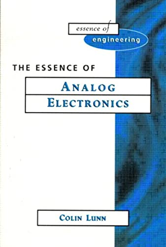 Essence Analog Electronics: Colin Lunn
