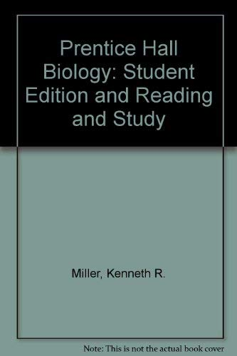 9780133607116: Prentice Hall Biology: Student Edition and Reading and Study Workbook (NATL)