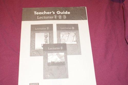 Teacher's Guide Lecturas (Readers) 1, 2, 3: Bernadette M Reynolds,