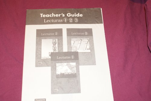 9780133610048: Teacher's Guide Lecturas (Readers) 1, 2, 3 (Spanish) (Realidades)