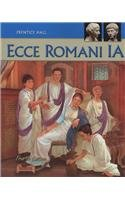 ECCE ROMANI 09 LEVEL 1A SE: PRENTICE HALL