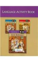 ECCE ROMANI 2009 LANGUAGE ACTIVITY BOOK LEVEL: HALL, PRENTICE