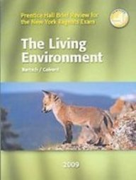 9780133612028: The Living Environment: Prentice Hall Brief Review for the New York Regents Exam