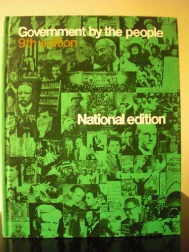 9780133613780: Government by the People: National Edition