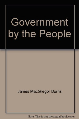 9780133613865: Government by the people