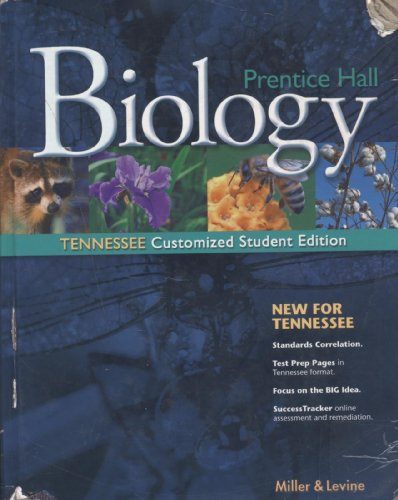 9780133614596: Prentice Hall Biology: Tennessee Customized Student Edition