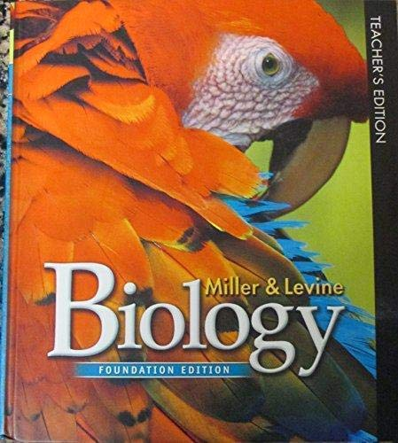 9780133614701: Miller & Levine Biology 2010 Foundations, Teacher's Edition