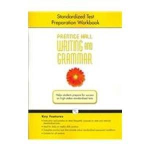 9780133615234: Prentice Hall Writing and Grammar: Standardized Test Preparation Workbook, Grade 6