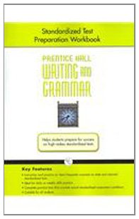 9780133615296: Prentice Hall Writing and Grammer: Standardized Test Preparation: Grade 12
