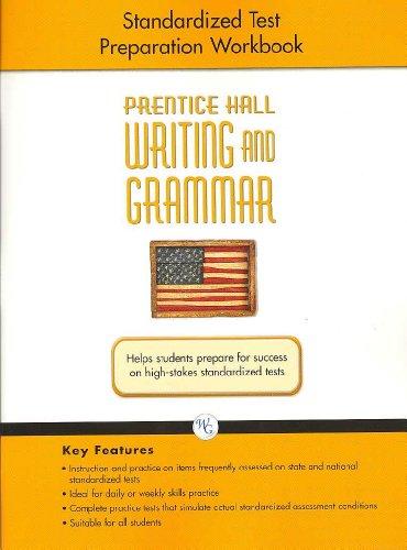 9780133615470: Standardized Test Preparation: Grade Eleven