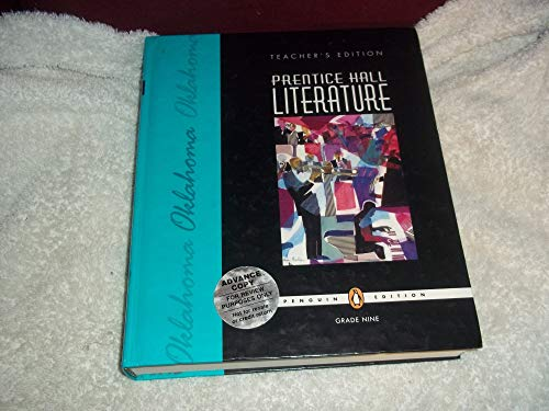 9780133619461: Prentice Hall Literature (Oklahoma, Teachers Edition)