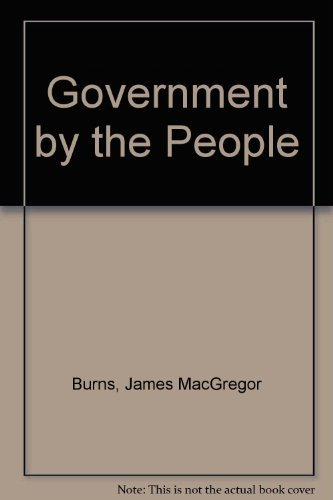 9780133620214: Government by the People: Bill of Rights, National, State and Local
