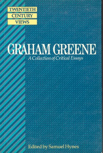 graham greene a collection of critical essays Graham greene et donald  a collection of critical essays  essays presented to donald greene in the centennial year of the university of southern.