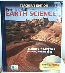 9780133627602: Earth Science, Teacher's Edition