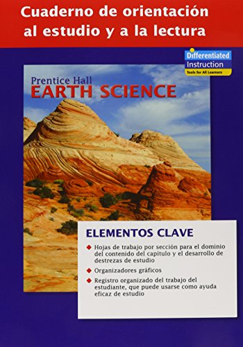 9780133627688: PRENTICE HALL EARTH SCIENCE SPANISH GUIDED READING AND STUDY WORKBOOK, LEVEL A, SE