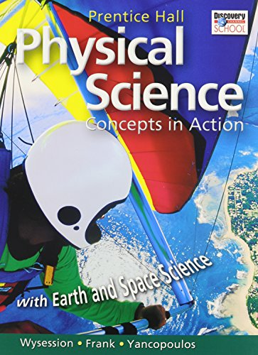 9780133628166: HIGH SCHOOL PHYSICAL SCIENCE: CONCEPTS IN ACTION