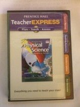 TeacherEXPRESS CD-ROM (Prentice Hall Physical Science Concepts In Action with Earth and Space ...