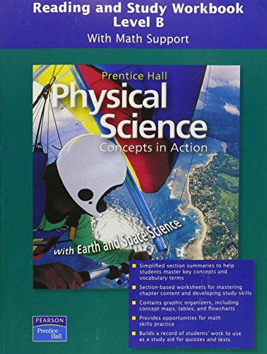 Prentice Hall Physical Science: Concepts in Action: Michael Wysession