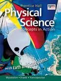 9780133628395: Teacher Online Access Pack (Physical Science Concepts in Action, Interactive Textbook)