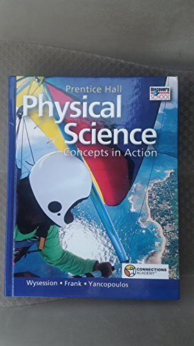 9780133628401: GA Physical Science Concepts in Action