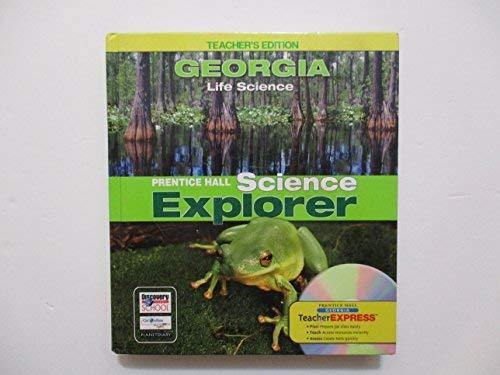 9780133628753: Prentice Hall Science Explorer Georgia Life Science Teacher's Edition