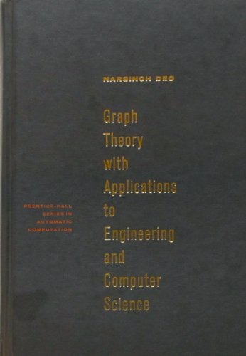 9780133634730: Graph Theory with Applications to Engineering and Computer Science (Automatic Computation)