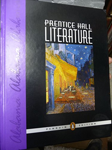 9780133635140: Prentice Hall Literature, Grade 10 - Alabama Edition (Penguin Edition)