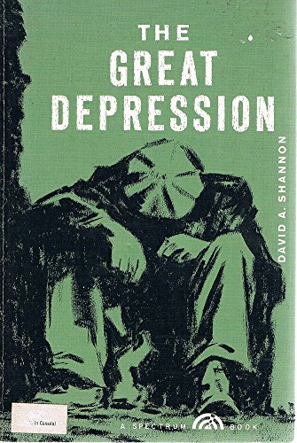 9780133635232: The Great Depression