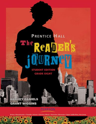 9780133635959: PRENTICE HALL: THE READER'S JOURNEY, STUDENT WORK TEXT, GRADE 8