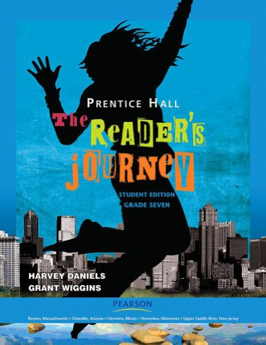 9780133635966: PRENTICE HALL: THE READER'S JOURNEY, STUDENT WORK TEXT, GRADE 7