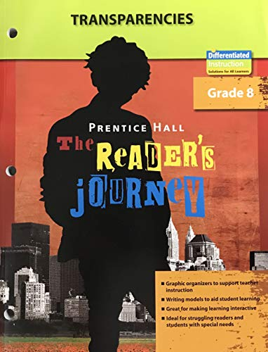9780133636024: Prentice Hall the Reader's Journey Grade 8 Transparencies