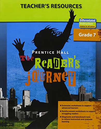 9780133636260: Prentice Hall: The Reader's Journey, Teacher Resource Book, Grade 7