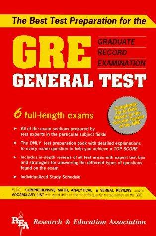 9780133636314: *Graduate Record Exam Gnrl Tst