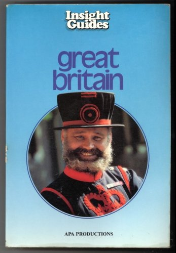 9780133637632: Great Britain [Insight Guides]