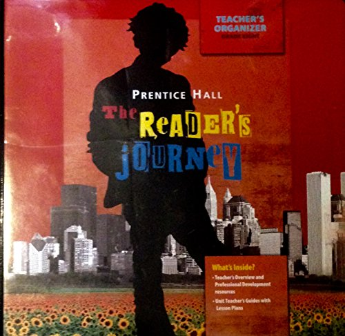 9780133637779: Teacher's Organizer, Prentice Hall The Reader's Journey, Grade Eight (`)