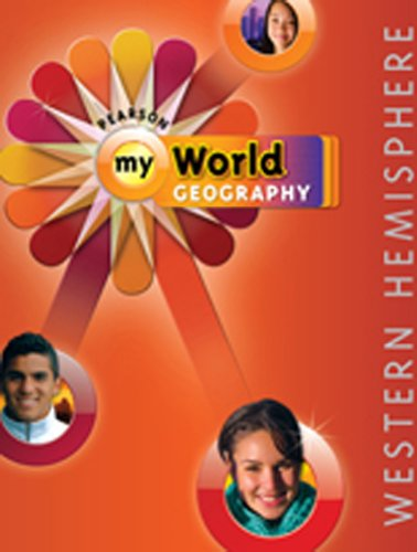9780133638080: MIDDLE GRADES SOCIAL STUDIES 2011 GEOGRAPHY STUDENT EDITION WESTERN HEMISPHERE