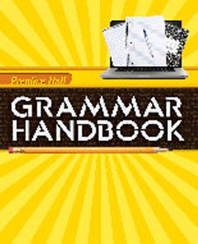 9780133638394: WRITING AND GRAMMAR 2010 GRAMMAR HANDBOOK GRADE 06